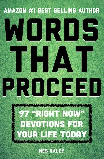 Buy Words That Proceed at Amazon