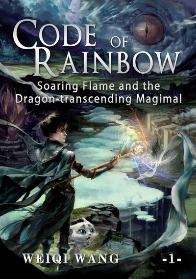 Buy Code of Rainbow: Soaring Flame and the Dragon-transcending Magimal  at Amazon