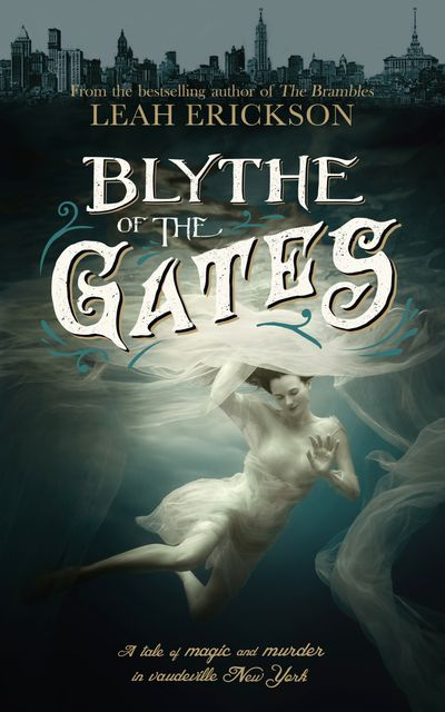 Buy Blythe of the Gates at Amazon