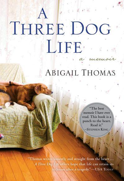 Buy A Three Dog Life  at Amazon