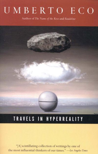 Buy Travels in Hyperreality at Amazon