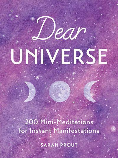 Buy Dear Universe at Amazon