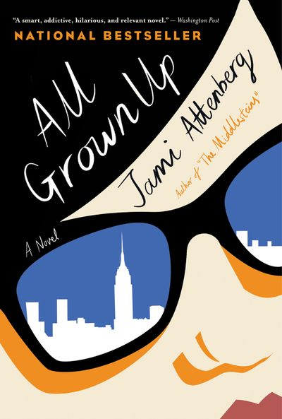 Buy All Grown Up at Amazon