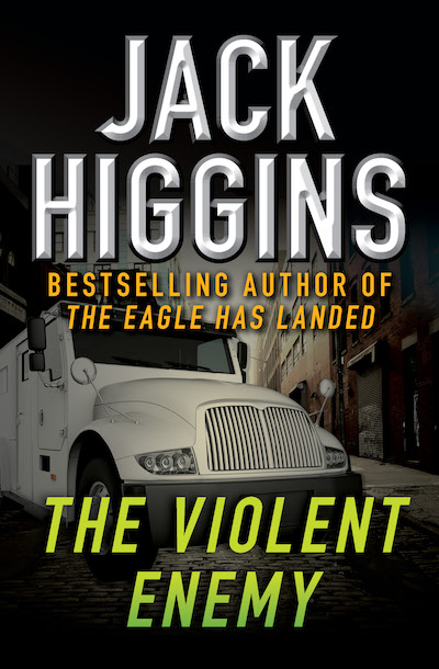 Buy The Violent Enemy at Amazon