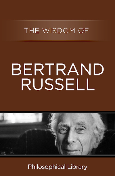 Buy The Wisdom of Bertrand Russell at Amazon