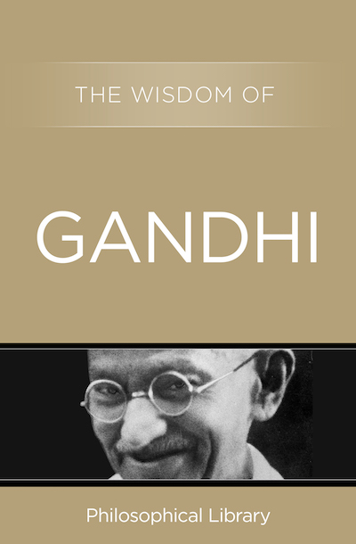 Buy The Wisdom of Gandhi at Amazon