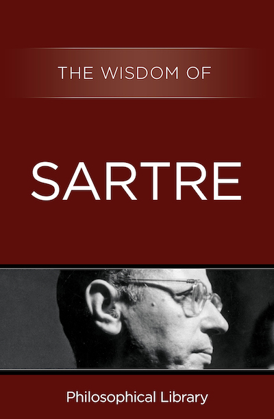 Buy The Wisdom of Sartre at Amazon