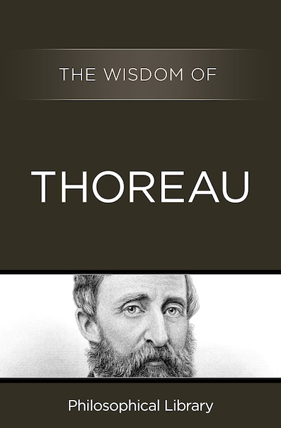 Buy The Wisdom of Thoreau at Amazon