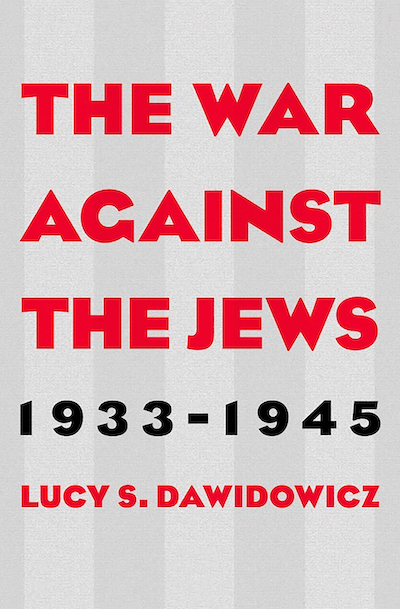 Buy The War Against the Jews, 1933–1945 at Amazon