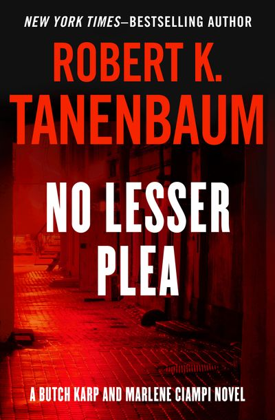 Buy No Lesser Plea at Amazon