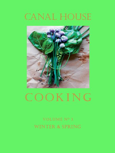 Buy Canal House Cooking Volume N° 3 at Amazon