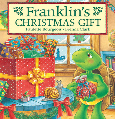 Buy Franklin's Christmas Gift at Amazon