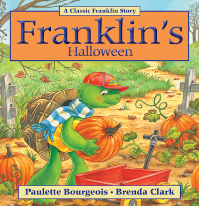 Buy Franklin's Halloween at Amazon