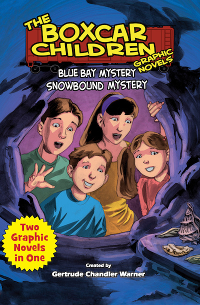 Blue Bay Mystery & Snowbound Mystery