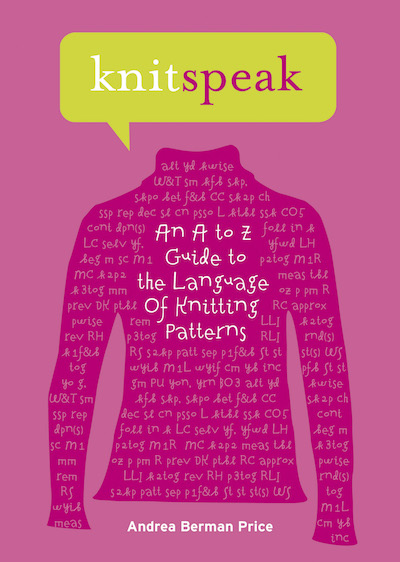Buy Knitspeak at Amazon