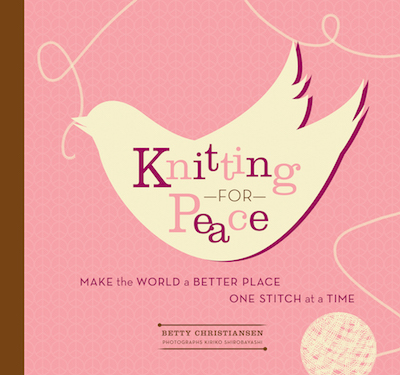 Buy Knitting for Peace at Amazon