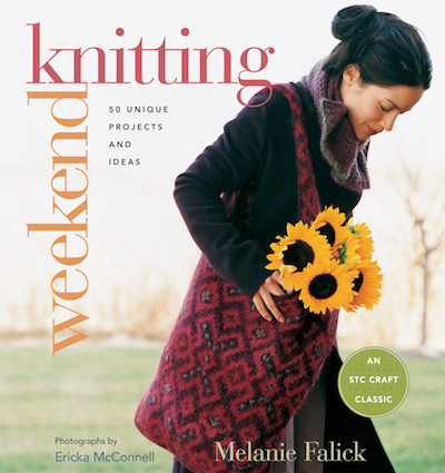 Buy Weekend Knitting at Amazon