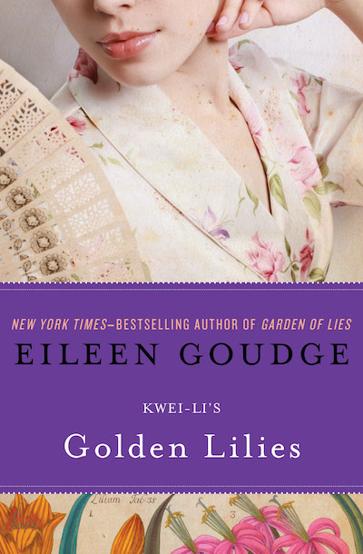 Golden Lilies