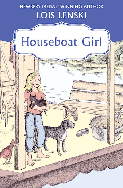 Buy Houseboat Girl at Amazon