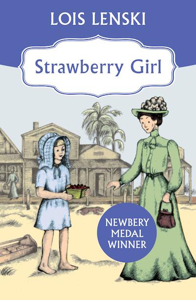 Buy Strawberry Girl at Amazon