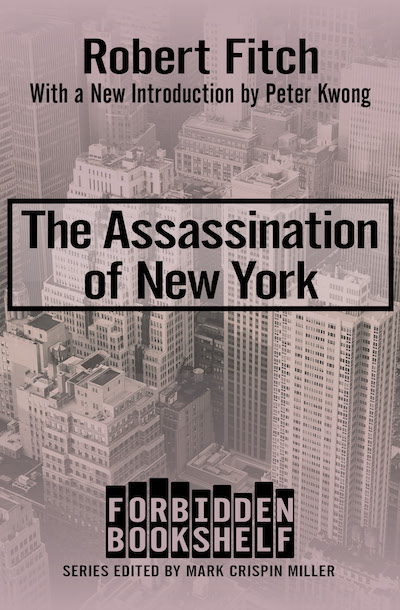Buy The Assassination of New York at Amazon