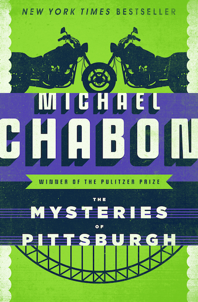 Buy The Mysteries of Pittsburgh at Amazon