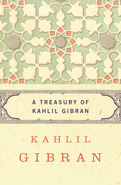 Buy A Treasury of Kahlil Gibran at Amazon