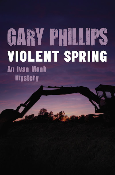 Buy Violent Spring at Amazon
