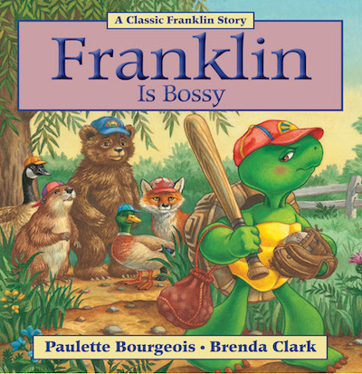 Buy Franklin Is Bossy at Amazon