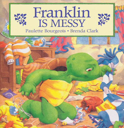 Buy Franklin Is Messy at Amazon