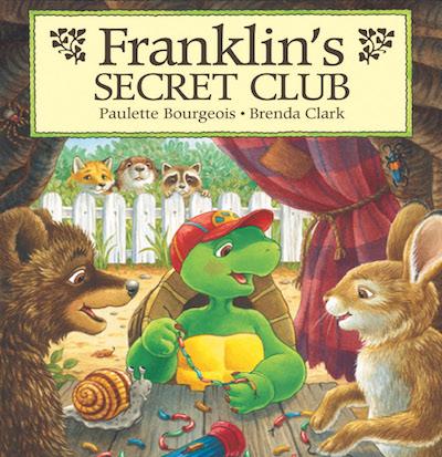 Buy Franklin's Secret Club at Amazon