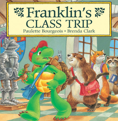 Buy Franklin's Class Trip at Amazon