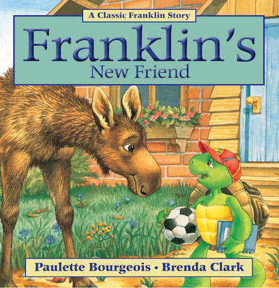 Buy Franklin's New Friend at Amazon