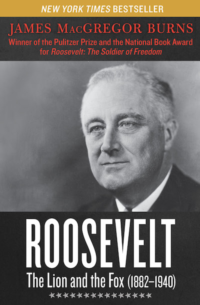 Buy Roosevelt: The Lion and the Fox (1882–1940) at Amazon