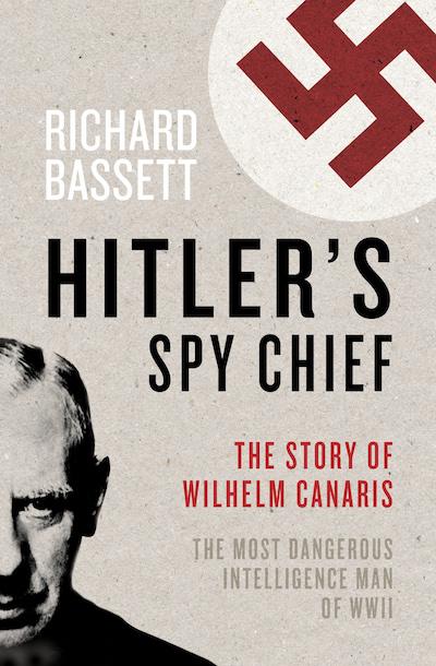 Buy Hitler's Spy Chief at Amazon