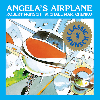 Buy Angela's Airplane at Amazon