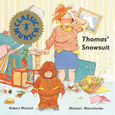 Buy Thomas' Snowsuit at Amazon