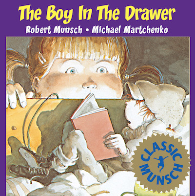Buy The Boy in the Drawer at Amazon