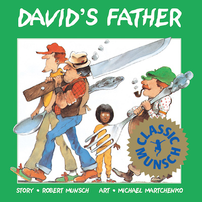 Buy David's Father at Amazon