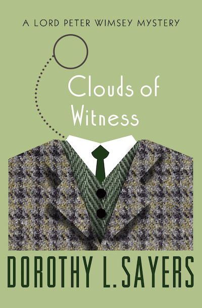 Buy Clouds of Witness at Amazon