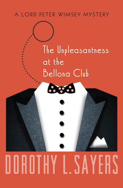 Buy The Unpleasantness at the Bellona Club at Amazon