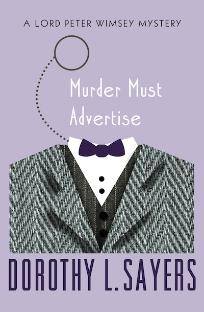 Buy Murder Must Advertise at Amazon