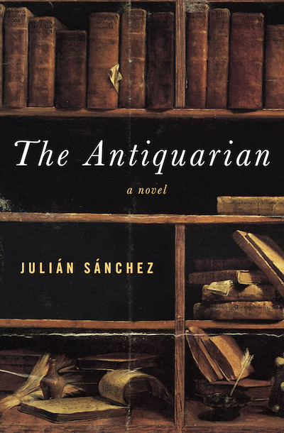 Buy The Antiquarian at Amazon