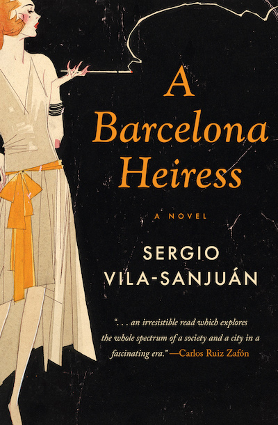 Buy A Barcelona Heiress at Amazon