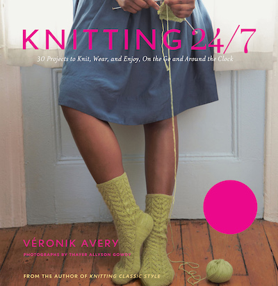 Buy Knitting 24/7 at Amazon