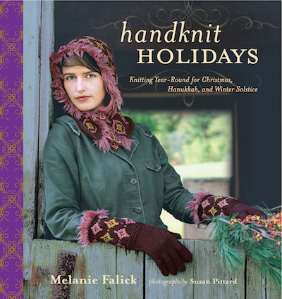 Buy Handknit Holidays at Amazon
