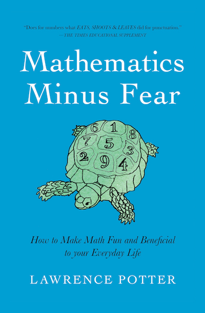 Buy Mathematics Minus Fear at Amazon