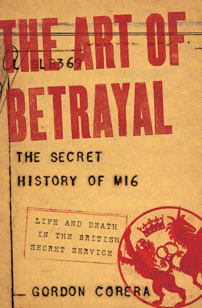 Buy The Art of Betrayal at Amazon