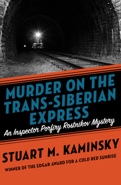 Buy Murder on the Trans-Siberian Express at Amazon
