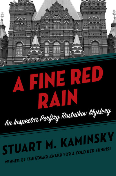 Buy A Fine Red Rain at Amazon